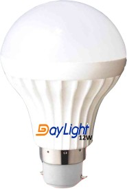 Daylight 12W B22 LED Bulb (White)