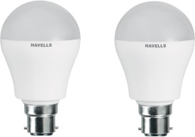 Havells Adore 5W LED Bulb (White, Pack of 2)