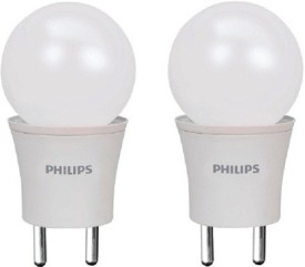 0.5 W LED Joy Vision Pearl Candy Bulb White (pack of 2)