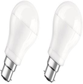6 Watt White LED Bulb (Pack Of 2)