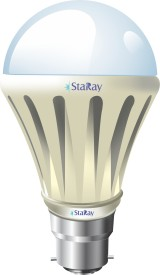 StaRay 8W B22 LED Bulb (White)