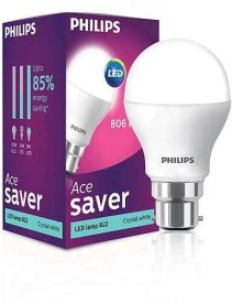 B22 9W LED Bulb (Cool Day Light)