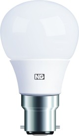 Vinay 6W B22 Warm White LED Bulb