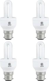 Smartlite Mini 5 W CFL Bulb (Pack of 4)