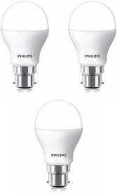 2.7 W B22 250L LED Bulb (Cool Day Light, Pack of 3)