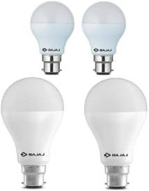5W-And-15W-LED-Bulb-(White,-Pack-of-4)
