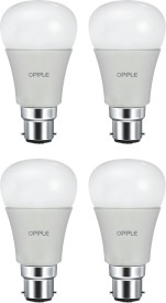 Opple 5W LED Bulb (White, Pack of 4)