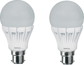 Havells Adore 7W B22 Cool Day Light LED Bulb (Pack Of 2)