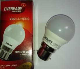 2.5 W LED Bulb B22 White
