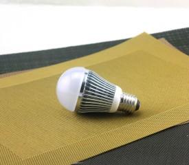 5W E27 LED Bulb (White)