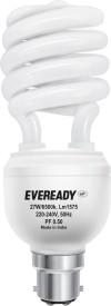 ELS 27 W CFL Spiral Bulb (White)