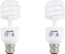 20 W Twister CFL Bulb (Pack of 2)