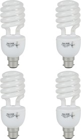 Twister Ecolux 27 W CFL Bulb (Pack of 4)