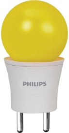 Philips Joy Vision Pearl Candy 0.5W LED Bulb (Yellow)