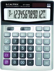 Caltrix ST-1200A Basic Calculator (12 Digit)