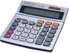 Bambalio BL200 Basic Calculator