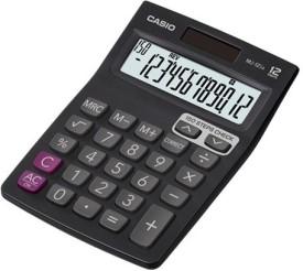 Casio MJ-12SA Scientific Calculator (12 Digit..