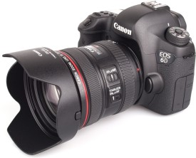 Canon EOS 6D Kit ll DSLR (With 24-70mm Lens)