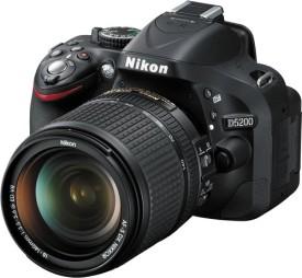 Nikon D5200 with