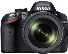 Nikon D3200 (with AF-S 18-105mm VR Kit Lens) DSLR