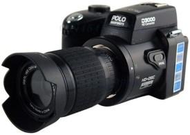Dsantech D3000 POLO D3000 BODY WITH THREE LENS DSLR Camera