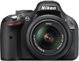 Nikon D5200 ( AF-S 18-55 mm VR II Kit Lens)