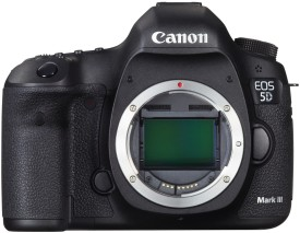 Canon EOS 5D Mark III (Body Only) DSLR
