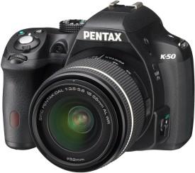 Pentax K-50 DSLR (18-55 mm WR Lens)