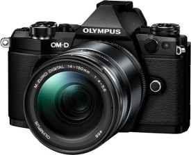 Olympus OM-D E-M5 Mark II (With M. Zuiko Digital ED 14-150mm PRO Lens)
