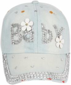 ILU Denim Baby caps blue cotton, Baseball, caps, Hip Hop Caps, men, women, girls, boys, Snapback, Trucker, Hats cotton caps Cap Cap