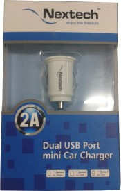 Nextech Car Charger USB 16
