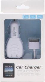 Texet HICC-004 Dual USB Car Charger