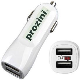 Prozini 3.1A Dual USB Car Charger