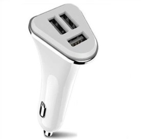 Flashmob C505CC 2.1A Triple USB Car Charger