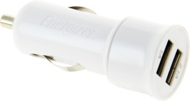 Energizer DC2UUIP5 3A Car Charger (For iPhone 5)