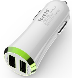 Toreto TCP-122 3.4A Car Charger