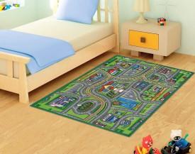 Status Green Nylon Carpet