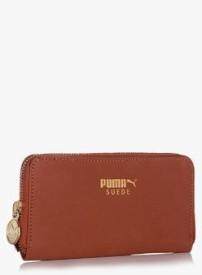 Puma Women Brown(6 Card Slots)