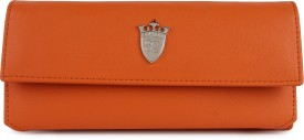 Styler King Orange Clutch