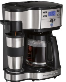 Hamilton Beach 2 Way Brewer 49980 Coffee Maker