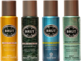 Brut Instinct,Original,Sports,Eau De Brut..