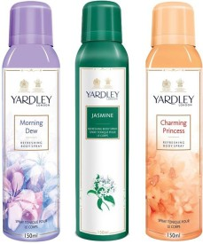 Yardley Deodorants combo No-35 (Set of 2)