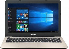 Asus R558UR Core i5 6th Gen - (4 GB/1 TB HDD/DOS/2 GB Graphics) 90NB0BF3-M01550 DM124D Notebook