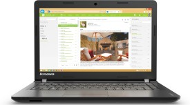 Lenovo Ideapad 100 (80MJ00A8IN) Notebook