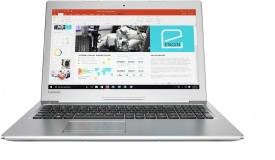 Lenovo ideapad 510 80SR00JTIH Notebook Core i7 6th Gen - (8 GB/1 TB HDD/Windows 10 Home/4 GB Graphics)