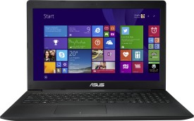 Asus X553MA-BING-SX488B 15.6-inch Laptop (Celeron N2940/4GB/500GB/Win 8.1/Intel HD Graphics), Black