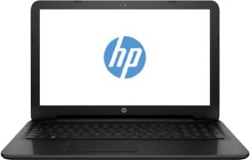 HP 15-ac042TU (M9U96PA) Notebook (4th Gen Intel Core i3- 4GB RAM- 1TB HDD- 39.62 cm (15.6)- DOS) (Black)