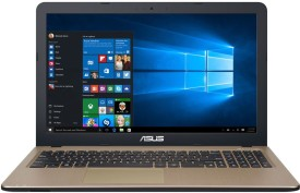 Asus A540LJ-DM325D Notebook Core i3 5th Gen - (4 GB/1 TB HDD/DOS/2 GB Graphics) 90NB0B11-M04650 Laptop (15.6 inch, Chocolate Black With Hairline Texture, 1.9 kg)