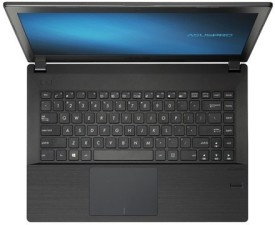 Asus P2420SA WO0089D Notebook Pentium Quad Core 4th Gen - (4 GB/500 GB HDD/DOS) 90NX0081-M01330  (14 inch, Black, 1.95 kg)