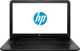 HP 15-AC040TU 15.6-inch Laptop (Pentium 3825U/4GB/500GB/FreeDOS 2.0/Intel HD Graphics), Sparkling Black